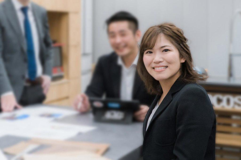 リフォームやリノベーションのインテリアコーディネーター /オリバー富山本店